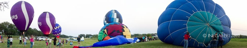 Balloon Fest | 19 May 2012B-25