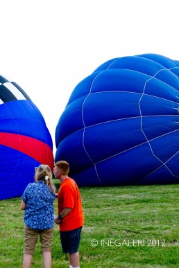 Balloon Fest | 19 May 2012B-29