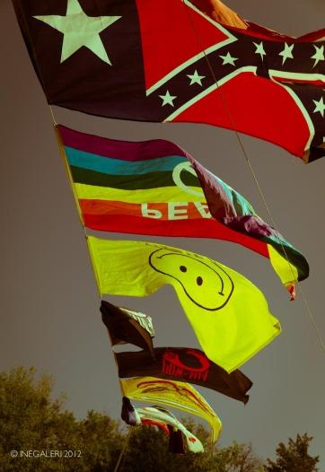 Highway 80 Sale - Texas cum Confederate, Peace, Smiley 1 | April 2012