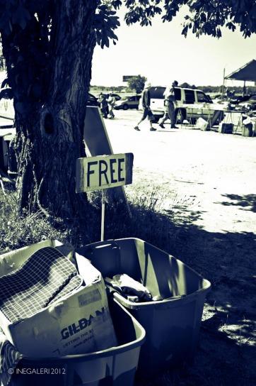 Highway 80 Sale - Free Stuff | April 2012