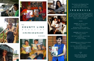 County Line Magazine in Indonesia - Page 1/3