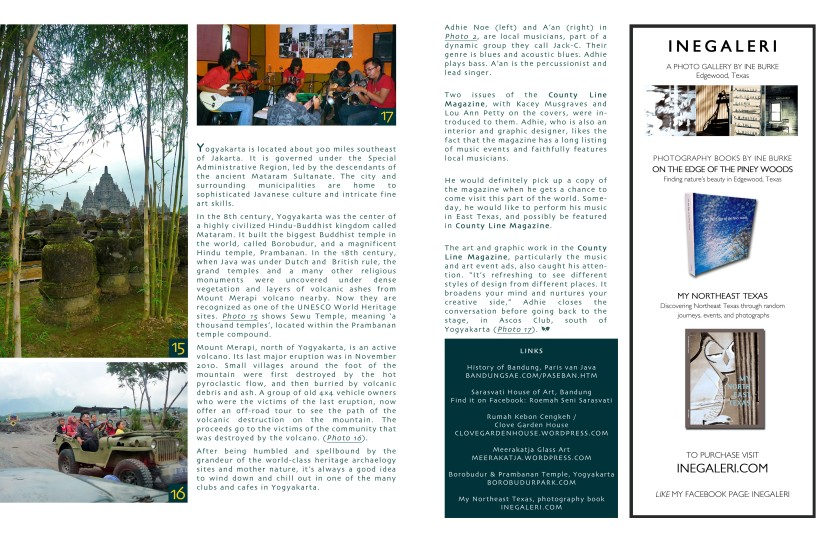 County Line Magazine in Indonesia - Page 3/3
