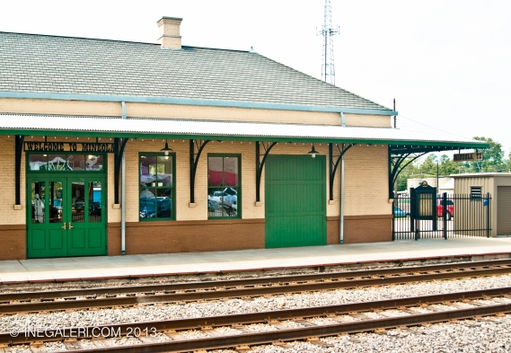 Mineola Train Station and Museum