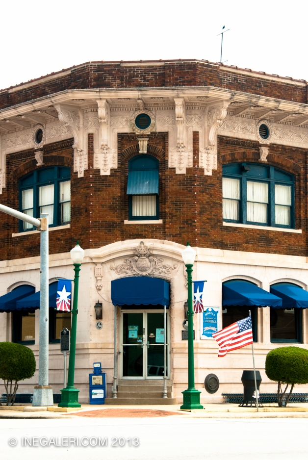 Mineola Chamber of Commerce, Mineola, Tx