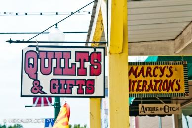Stores along S Johnson St, Mineola, Tx