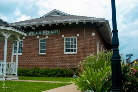 Wills Point Depot Museum