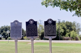 At the junction of HWY64 and CR3415 in Wills Point, south of US80.