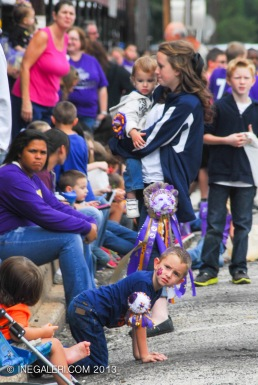 EDG Homecoming Parade Oct13-11