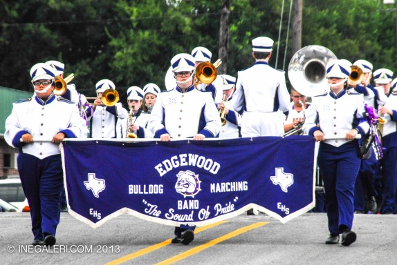 EDG Homecoming Parade Oct13-13