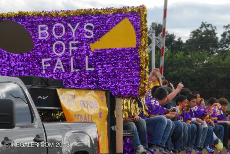 EDG Homecoming Parade Oct13-21