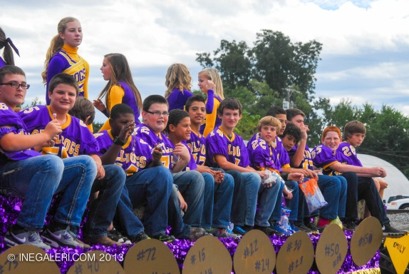 EDG Homecoming Parade Oct13-22