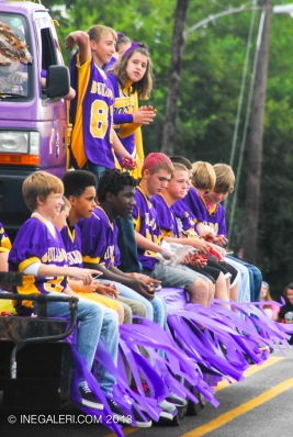 EDG Homecoming Parade Oct13-24