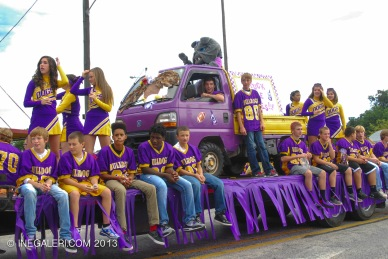 EDG Homecoming Parade Oct13-25