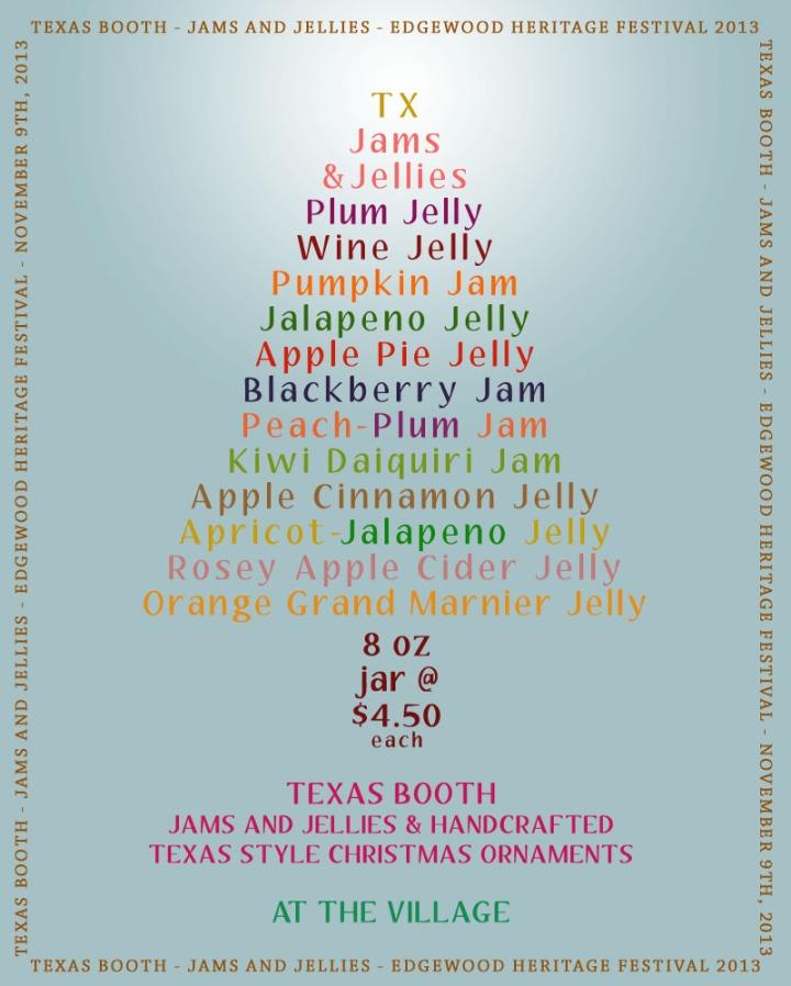 Texas Jam & Jelly