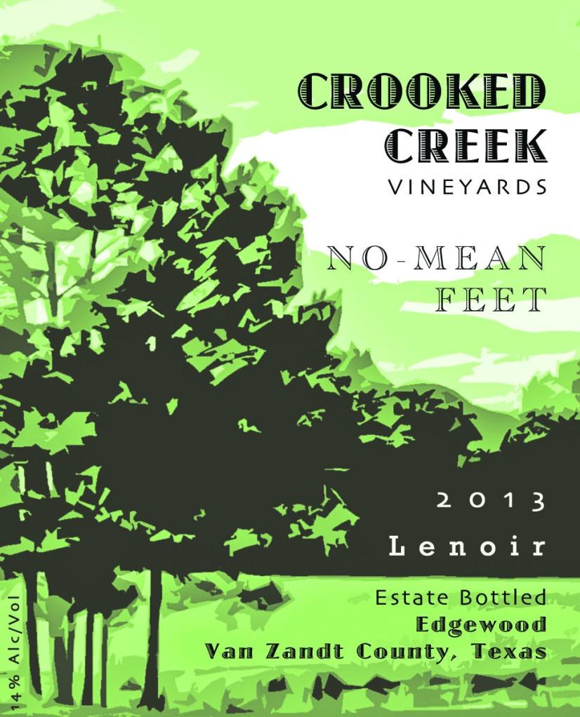 2013 Wine Label CC3