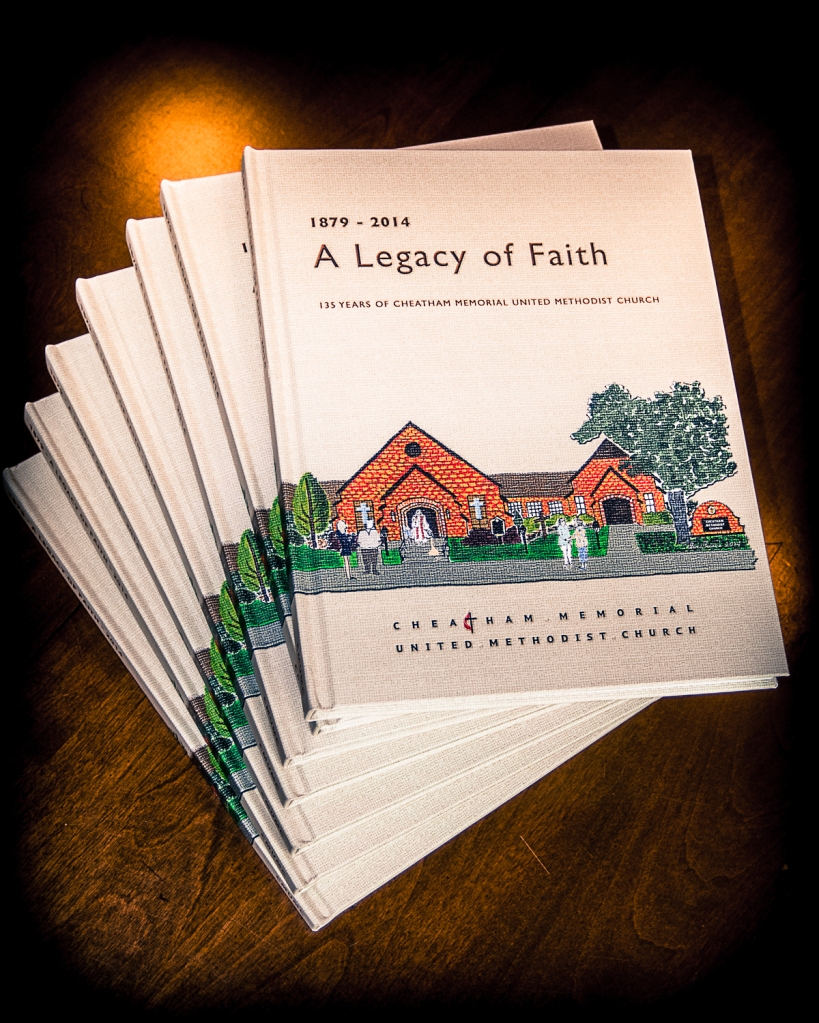 A Legacy of Faith - Published October 2014