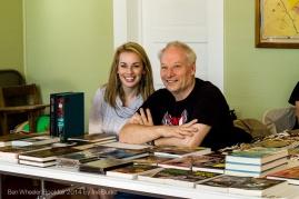 Ben Wheeler Bookfair 2014-16