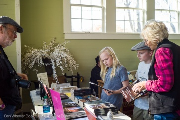 Ben Wheeler Bookfair 2014-28
