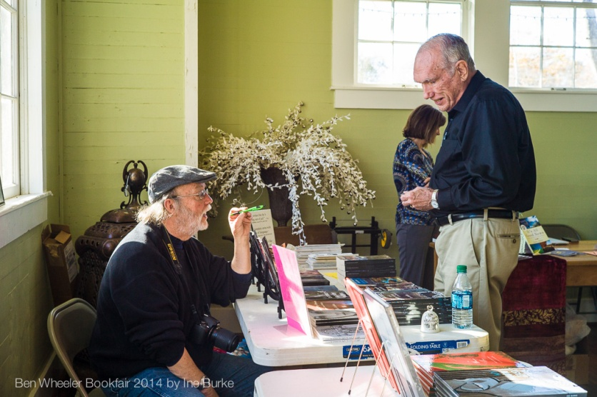 Ben Wheeler Bookfair 2014-36