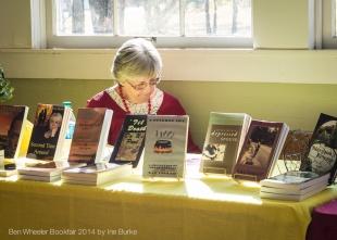 Ben Wheeler Bookfair 2014-6