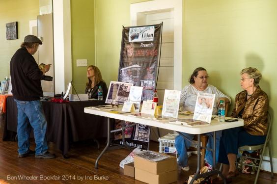 Ben Wheeler Bookfair 2014-8