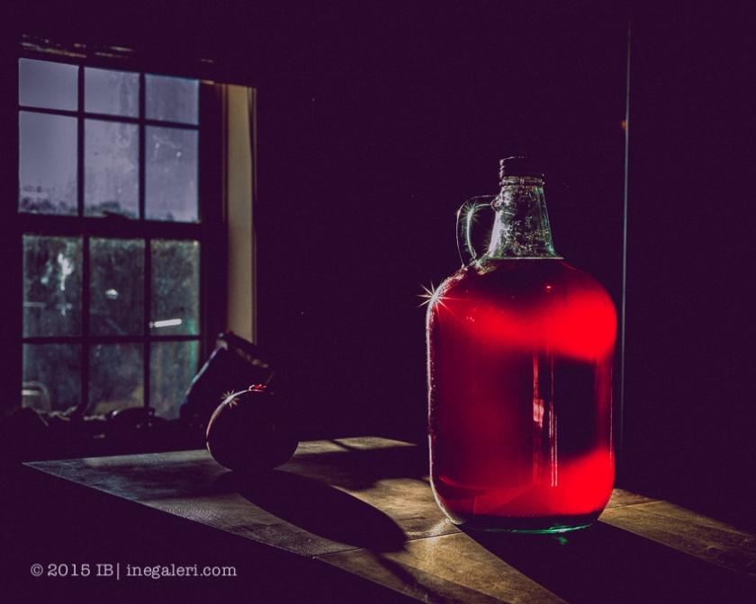 010215 Still Wine Jug - IB-3