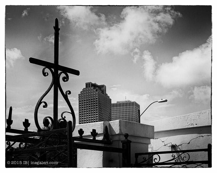 Ine Burke | St Louis Cemetery-16