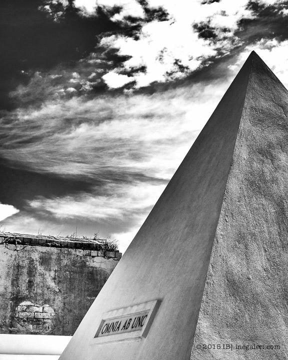 Ine Burke | St Louis Cemetery-2