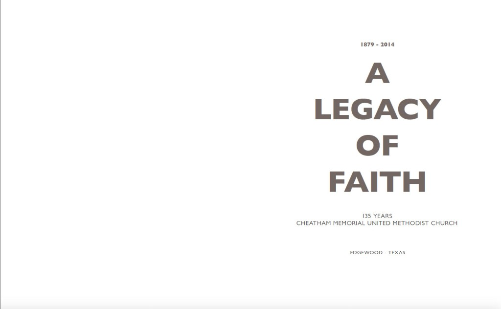 Legacy of Faith Preview 1
