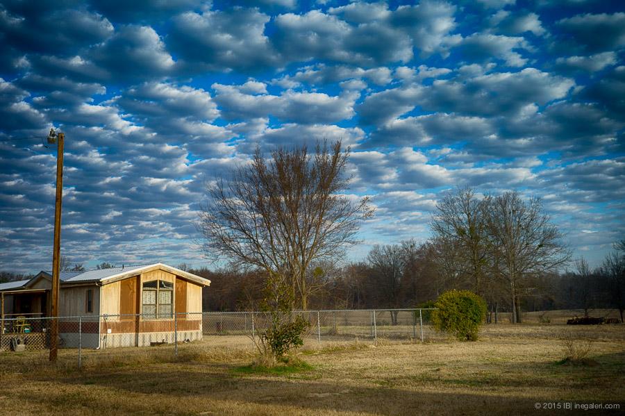 Altocumulus in Morning | Feb 2015-3