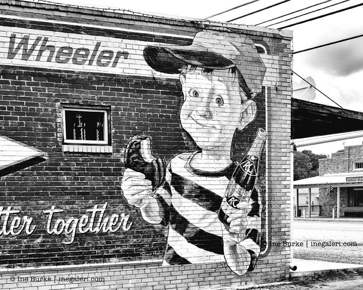Ben Wheeler Mural IBurke S