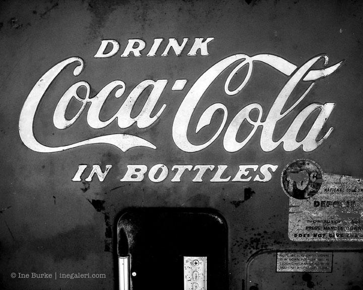 Drink Coca Cola IBurke S