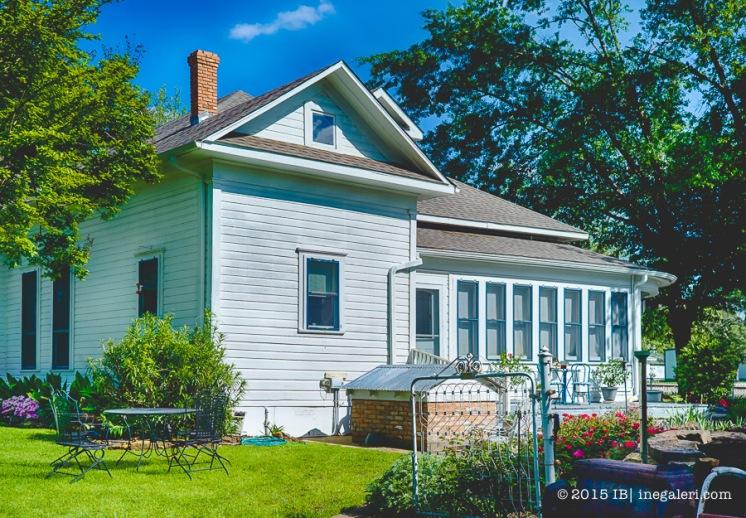 The 1912 house