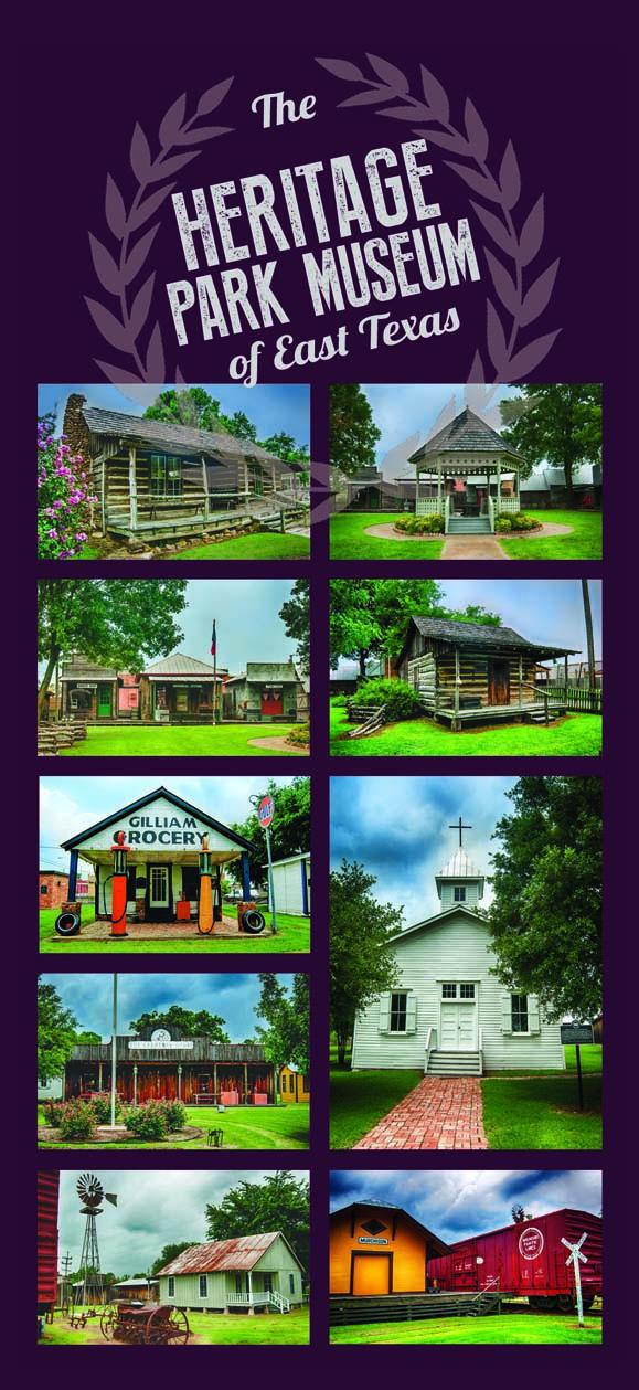 Heritage Park Brochure FrontS