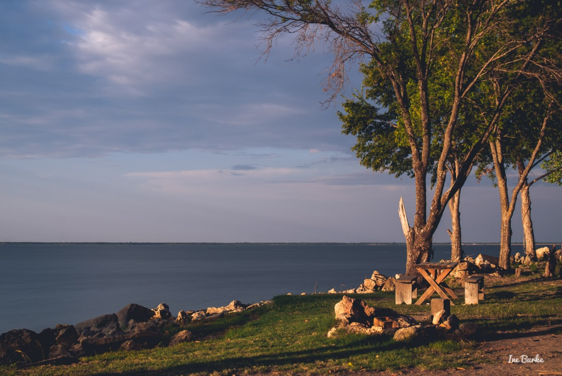 20150907-Sunset Lake Tawakoni 2