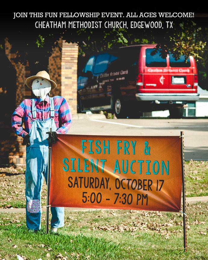 Autumn Celebration Silent Auction FB Ad