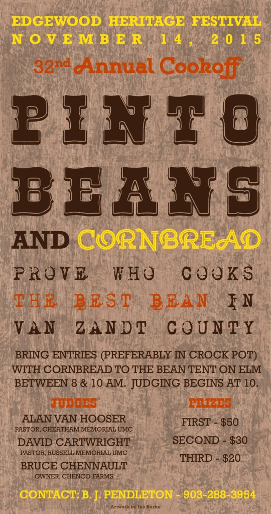 Pinto Beans Contest
